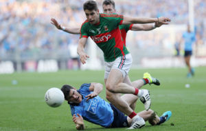 Benny Tierney: Showing no fear will be crucial to Mayo's chances
