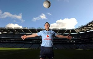 Kevin McManamon, the Dublin Gaelic star who always delivers
