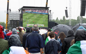 Belfast council rejected Belsonic offer on Euro 2016 fanzone