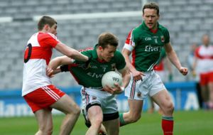 Donal Vaughan hoping Mayo can put best foot forward at HQ