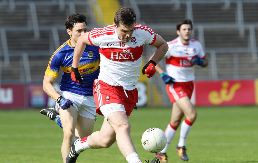 Banagher and Ballinderry to battle it out in Derry SFC