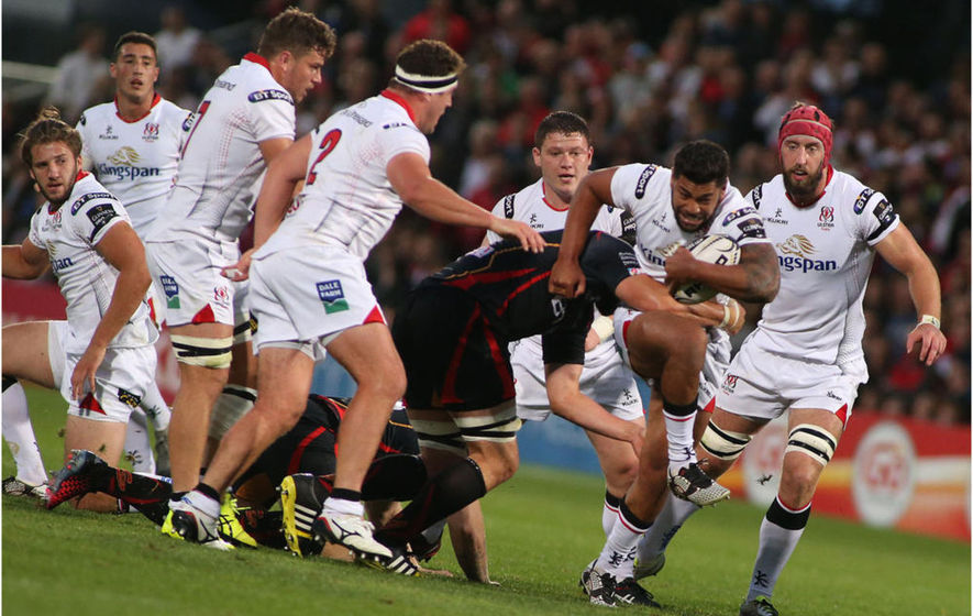 Ulster to face New Zealand heavy opposition in Scarlets