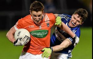 Harps and Pearse Óg part of Armagh SFC double-header