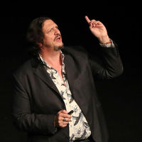 Jay Rayner shares his Ten (Food) Commandments with packed Belfast theatre audience