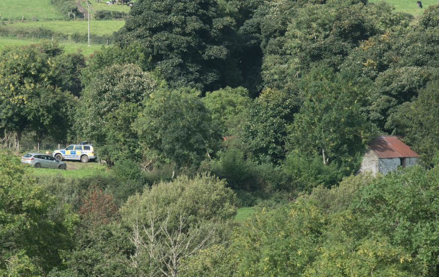 Farmer who prompted new Arlene search: I found something like a grave
