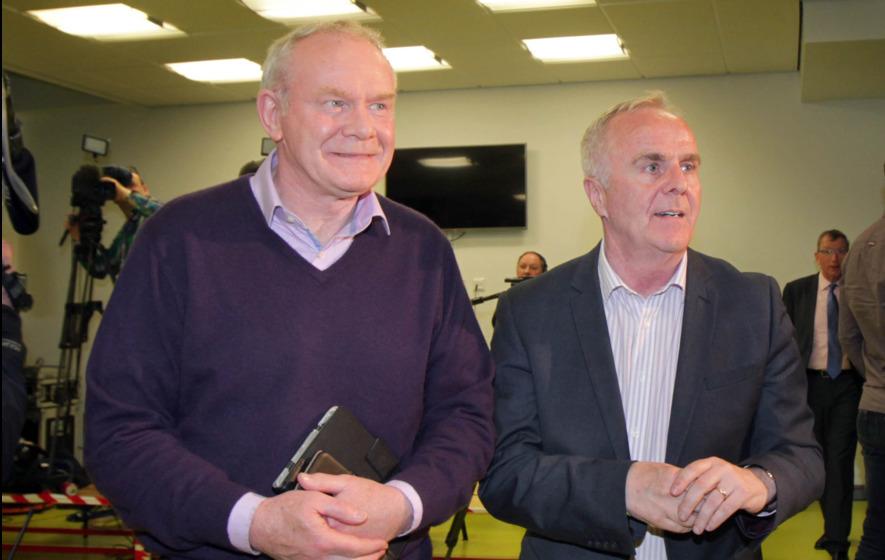 Sinn Féin: British army bungled Raymond McCartney bugging