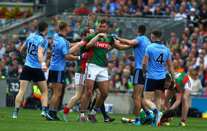 Live Blog: All-Ireland SFC Final - Dublin v Mayo