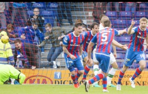 Alex Fisher strike denies Celtic victory at Inverness