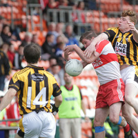 Last two quarter-final spots up for grabs in Armagh SFC