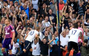 Harry Kane scores winner for Tottenham before injury scare