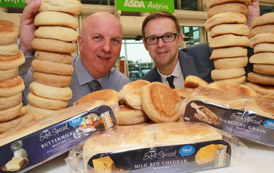Portadown Based Irwin S Bakery Secures Asda Muffin Listing The Irish News
