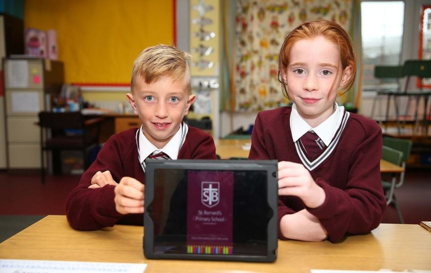School launches new app to better communicate with parents