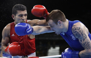 Olympian Steven Donnelly weighing up pro offers after turning back on amateur game
