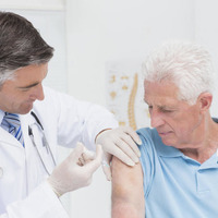 Vaccine and screening programmes key to good health as we live longer
