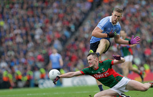 Aaron Kernan: Everything will go mental until All-Ireland replay