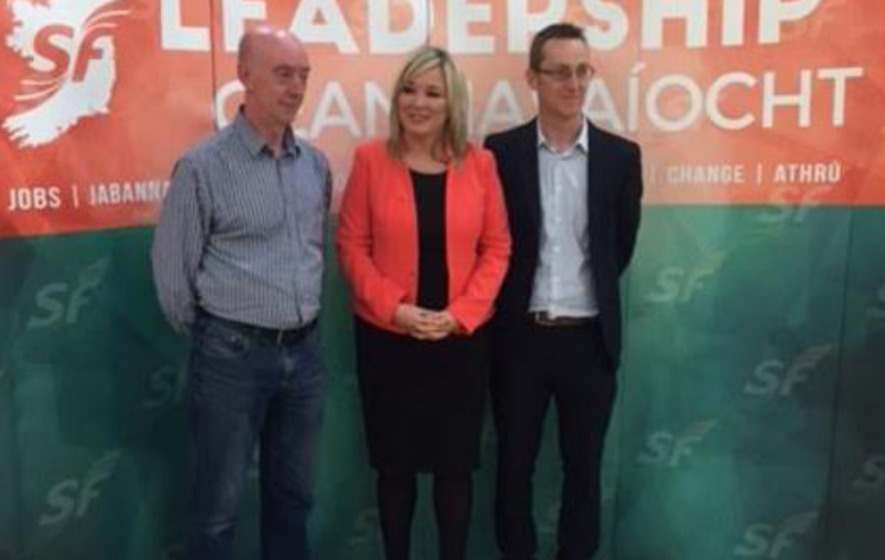 Sinn Féin's Cathal McLaughlin co-opted on to Causeway council seat