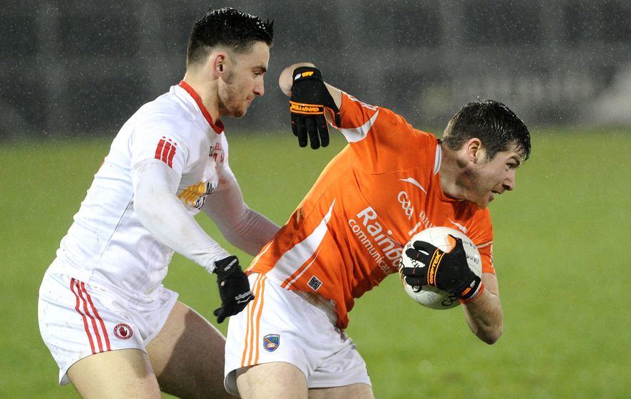 Dromintee ease past Maghery into Armagh quarter-finals