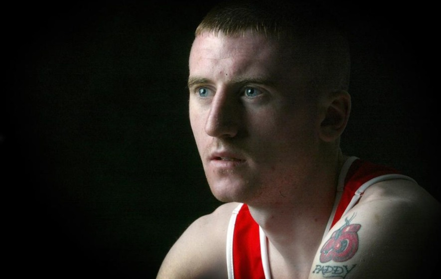 Paddy Barnes speaks out after signing with gym caught up in gangland feud