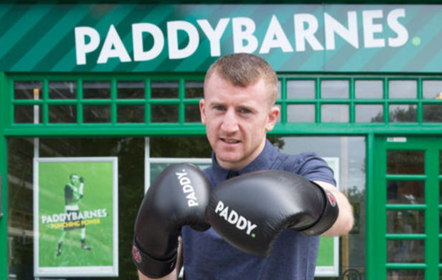 Paddy Barnes speaks out after signing with gym caught up in gangland