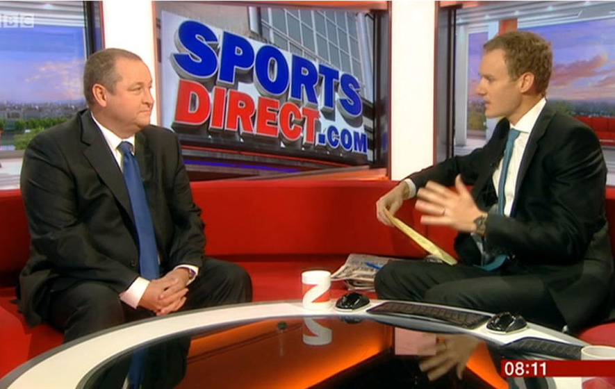 Sports Direct announces independent review of working practices
