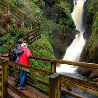 Outdoors: An autumn walk at Glenariff and teenage kicks on Cave Hill