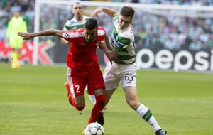 Kieran Tierney determined to sample cup glory with Celtic