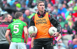 Danny Hughes: Tony McEntee needs to have words with Mayo