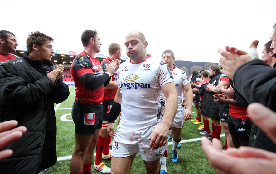 Rory Best and Jared Payne back for Ulster clash with Glasgow