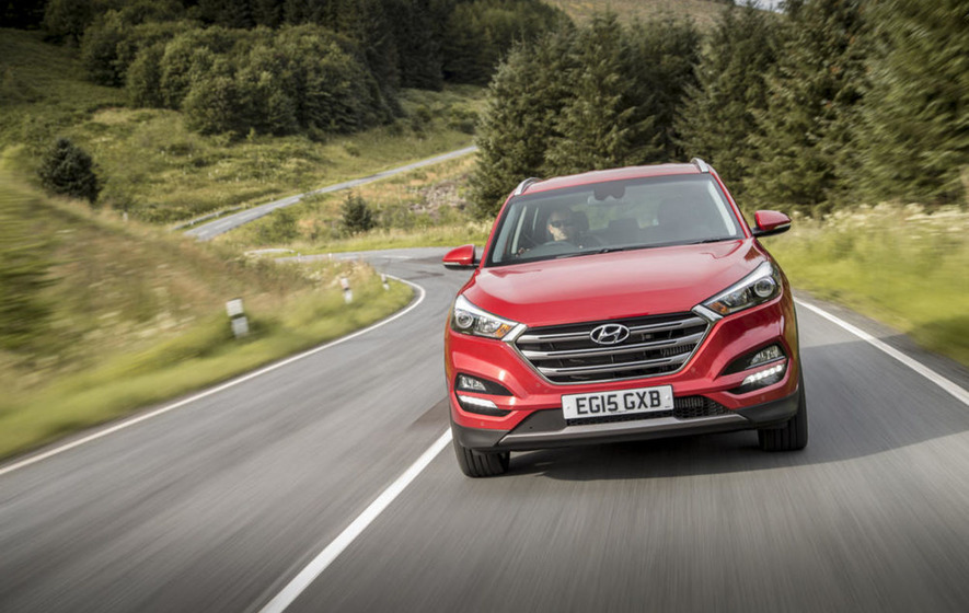 Ireland's own - why we can't get enough of the Hyundai Tucson