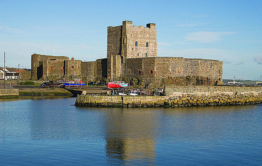 App aims to uncover history of Carrickfergus Castle