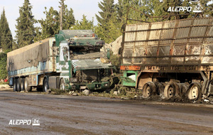 Air strike in Syria killed medical staff in mobile aid unit and not health facility, says relief group