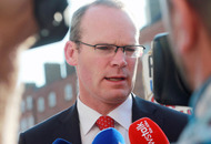 Irish government will be 'clear and firm' in Brexit talks, foreign affairs minister Simon Coveney warns