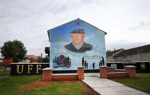 Housing Executive urged to explain inaction over UDA memorial