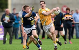 Clonduff's Aidan Carr wants to follow in father's footsteps