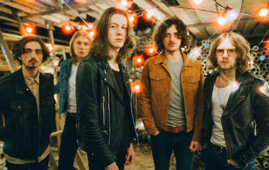 We haven't made it yet says Blossoms singer Tom Ogden