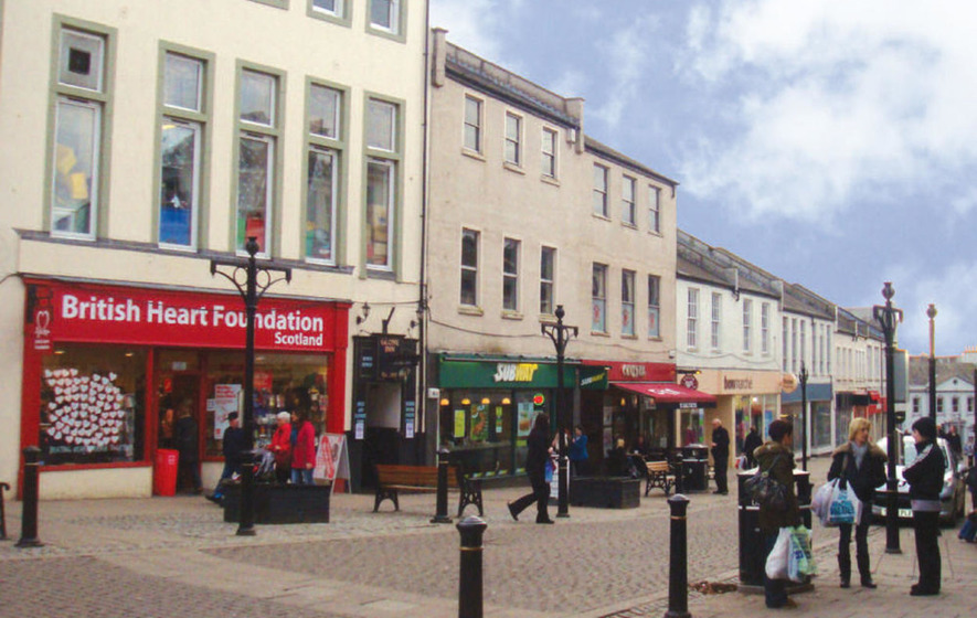 Holywood developer Wirefox acquires £6.75m Dumfries retail centre