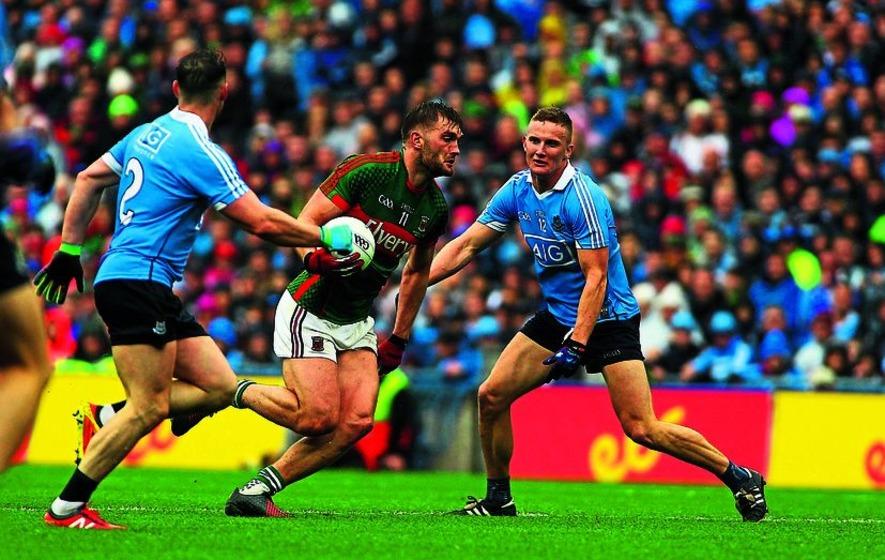 Brendan Crossan: Dublin were vulnerable