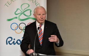 FAI chief John Delaney considers standing down as Olympics official