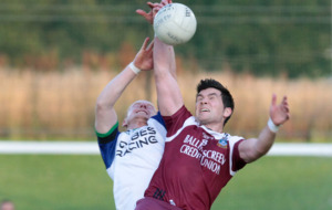 Derry star Johnny McBride's experience will be key for Loup