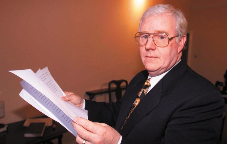 Kingsmill: Paisley son says 'no possibility' of meeting Eugene Reavey