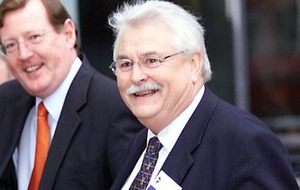 Goods of Lord Maginnis to be seized to cover train ticket fine