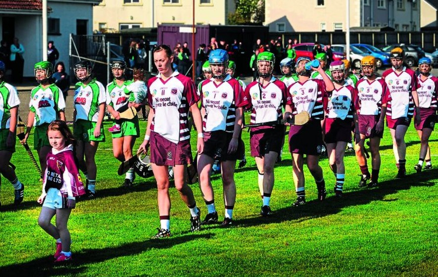 Camogie: Ballinascreen facing tough task to dethrone the Emmet's