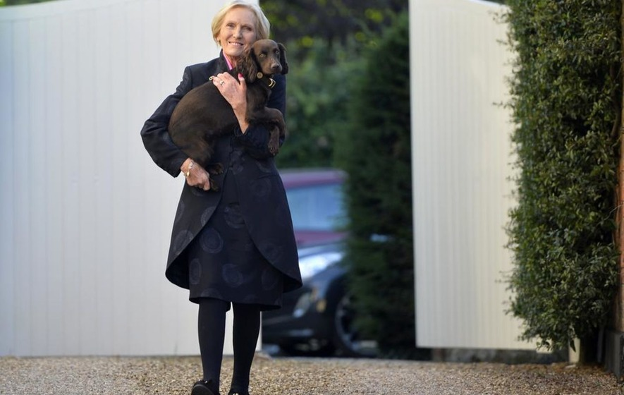 Bake-off's Mary Berry dismisses retirement reports