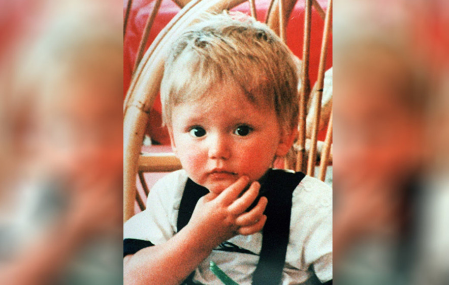 British police seek missing toddler on Greek island