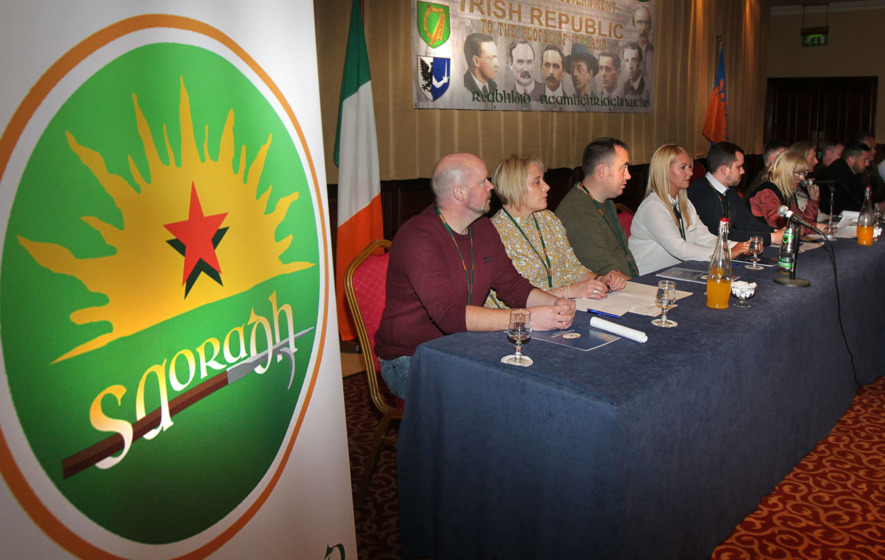 New 'revolutionary' republican party Saoradh launched