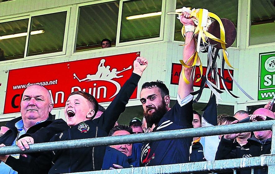 Kilcoo defeat Clonduff to win their fifth consecutive and 14th Down Senior Football Championship