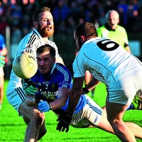 Kenny Archer: Coalisland could not quite match their [Clonoe]