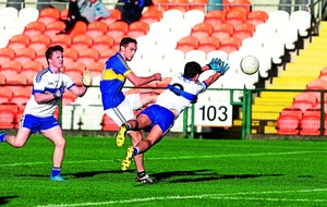 Donnelly Group Armagh Senior Football Championship: Cross survive Harps' scare