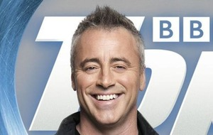 LeBlanc signs up for two more years of Top Gear
