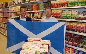 Tandragee-based White's Oats secures Tesco porridge deal in Scotland